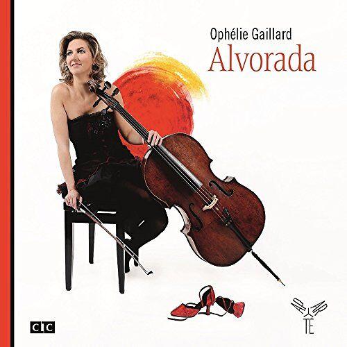Ophelie Gaillard - Alvorada - Preis vom 27.02.2021 06:04:24 h