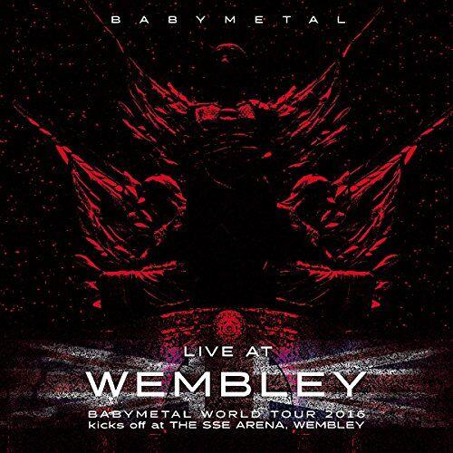 Babymetal - Live At Wembley - Preis vom 09.05.2021 04:52:39 h