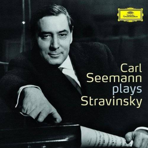 Carl Seemann - Carl Seemann Plays Stravinsky - Preis vom 20.10.2020 04:55:35 h