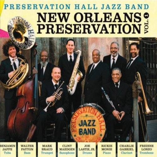 Preservation Hall Jazz Band - Vol.1-New Orleans Perservation - Preis vom 19.10.2020 04:51:53 h