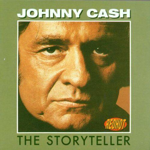 Johnny Cash - The Storyteller - Preis vom 20.10.2020 04:55:35 h