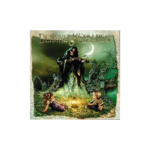 Demons & Wizards - Demons & Wizards - Preis vom 19.10.2020 04:51:53 h