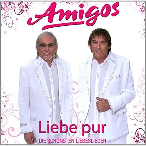 Amigos - Liebe pur-die schönsten Liebeslieder - Preis vom 09.04.2021 04:50:04 h