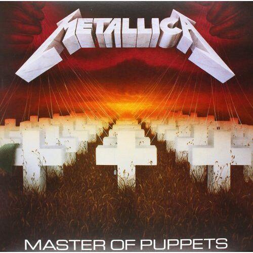 Metallica - Master of Puppets [Vinyl LP] - Preis vom 20.10.2020 04:55:35 h