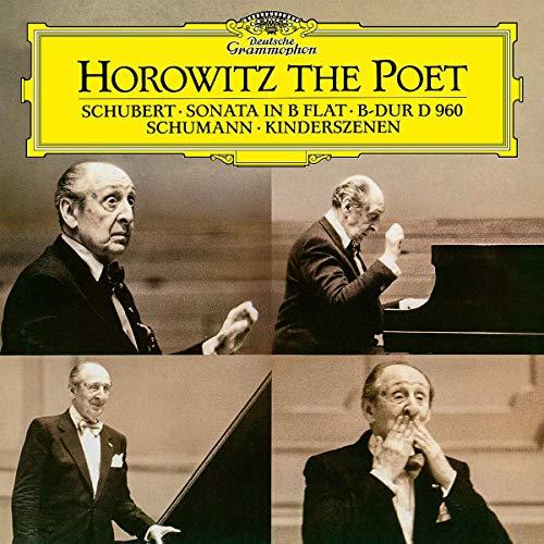 Vladimir Horowitz - Horowitz the Poet [Vinyl LP] - Preis vom 20.10.2020 04:55:35 h