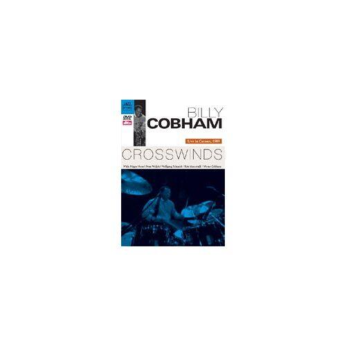 Billy Cobham - Crosswind/Live in Cannes, 1989 - Preis vom 16.04.2021 04:54:32 h