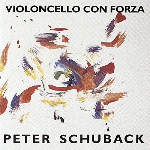 Peter Schuback - Violoncello Con Forza - Preis vom 20.10.2020 04:55:35 h