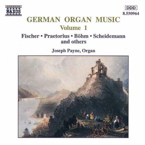 Joseph Payne - Deutsche Orgelmusik Vol. 1 - Preis vom 26.01.2020 05:58:29 h