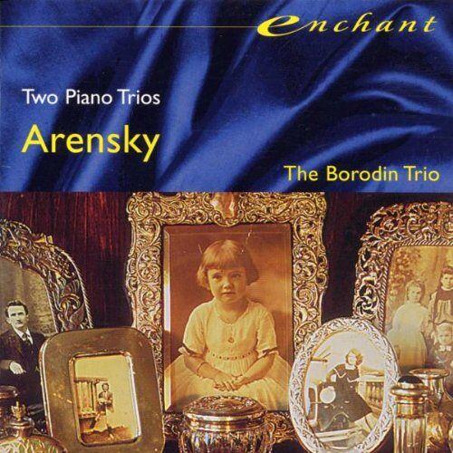 Borodin Trio - Piano Trios 1 und 2 - Preis vom 05.03.2021 05:56:49 h