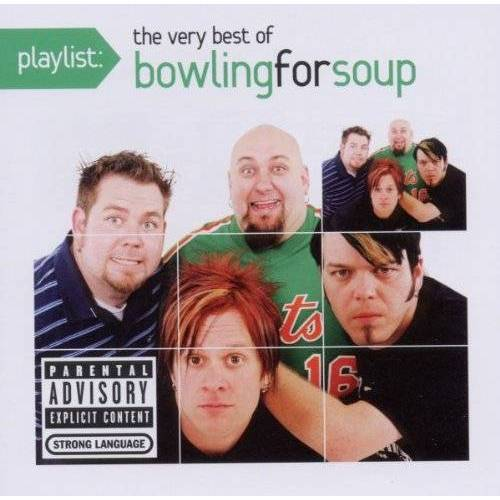 Bowling for Soup - Playlist: the Very Best of Bowling for Soup - Preis vom 23.10.2020 04:53:05 h