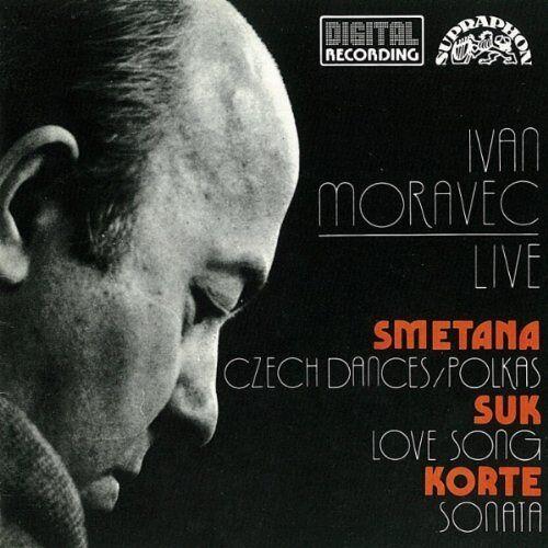 Ivan Moravec - Liebeslieder/Sonate/Klavierwer - Preis vom 09.05.2021 04:52:39 h