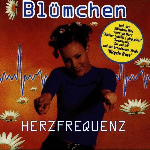 Blümchen - Herzfrequenz - Preis vom 15.02.2020 06:02:38 h