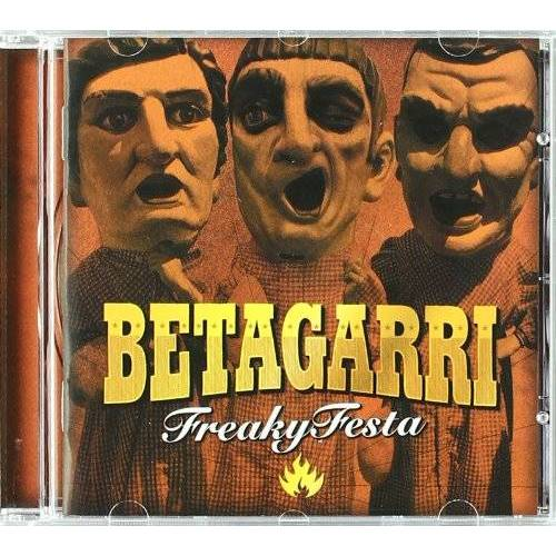 Betagarri - Freaky Fiesta - Preis vom 04.09.2020 04:54:27 h
