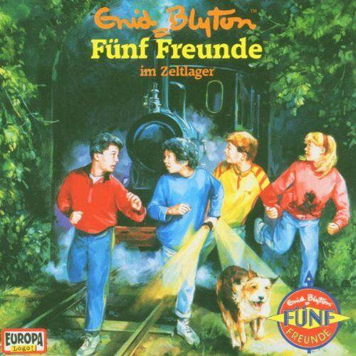 Fünf Freunde 2 - Fünf Freunde - Folge 2: Im Zeltlager - Preis vom 07.02.2020 05:59:11 h