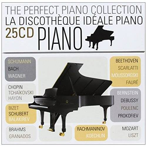 Gould - The Perfect Piano Collection - Preis vom 16.04.2021 04:54:32 h