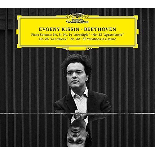 Evgeny Kissin - Evgeny Kissin: Beethoven - Preis vom 17.10.2020 04:55:46 h