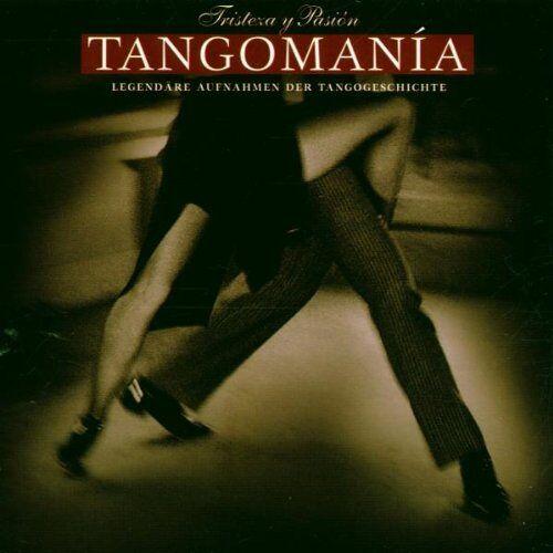 Various - Tangomania - Preis vom 16.10.2019 05:03:37 h