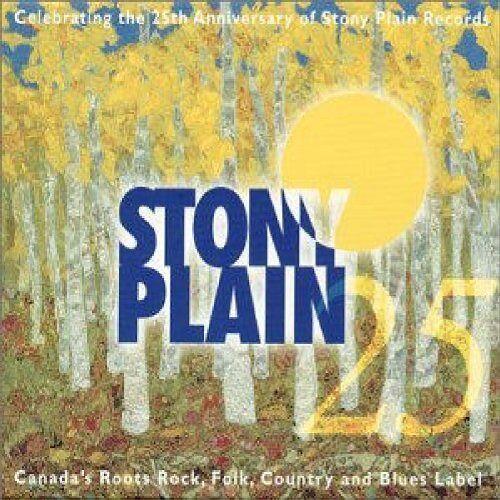 Va-Stony Plain-25 Years - Canada's Roots Rock, Folk, C - Preis vom 16.05.2021 04:43:40 h
