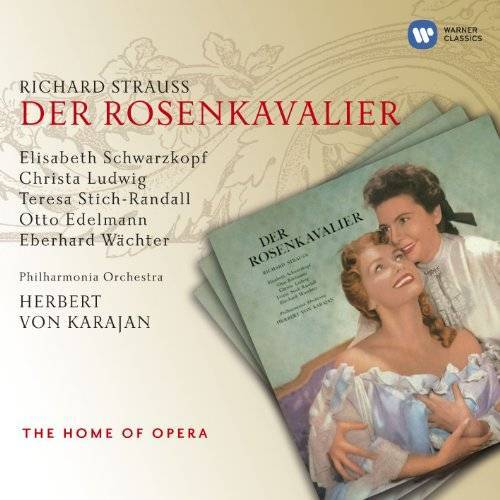 Karajan - Der Rosenkavalier - Preis vom 24.02.2021 06:00:20 h