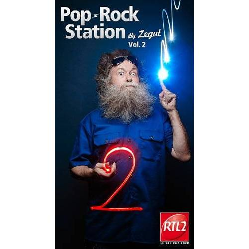 Pop Rock Station By Zegut - Vol. 2-Pop Rock Station By Zegut - Preis vom 16.04.2021 04:54:32 h