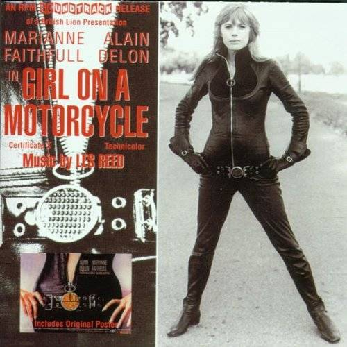 Ost - Girl on a Motorcycle - Preis vom 09.05.2021 04:52:39 h