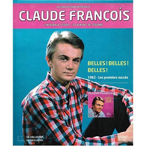 Claude Francois - Belles ! belles ! belles ! - Preis vom 20.01.2021 06:06:08 h