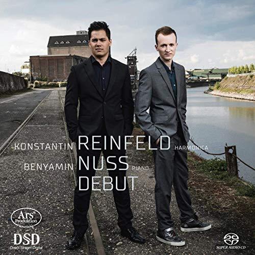 Konstantin Reinfeld - Debut - Werke für Harmonica & Klavier - Preis vom 20.10.2020 04:55:35 h