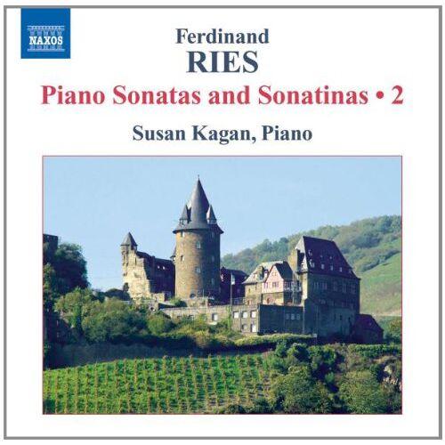 Susan Kagan - Klaviersonaten und Sonatinen Vol.2 - Preis vom 24.02.2021 06:00:20 h