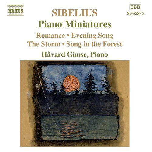 Havard Gimse - Klavierminiaturen - Preis vom 05.09.2020 04:49:05 h