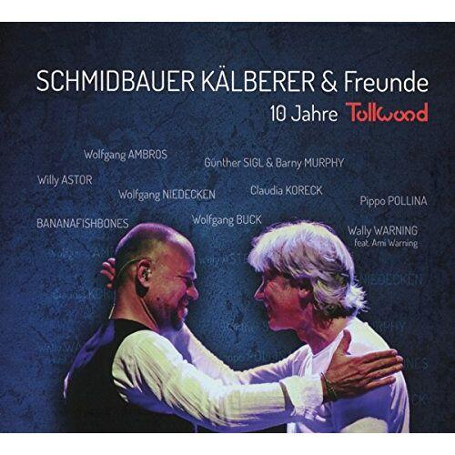 Schmidbauer & Kälberer - 10 Jahre Tollwood (Live) - Preis vom 15.04.2021 04:51:42 h