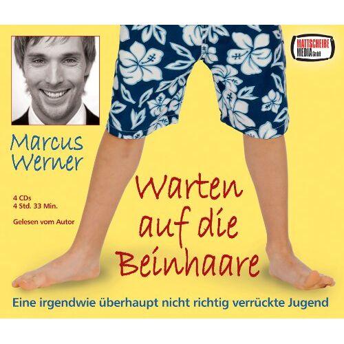 Marcus Werner - Warten auf die Beinhaare - Preis vom 15.05.2021 04:43:31 h