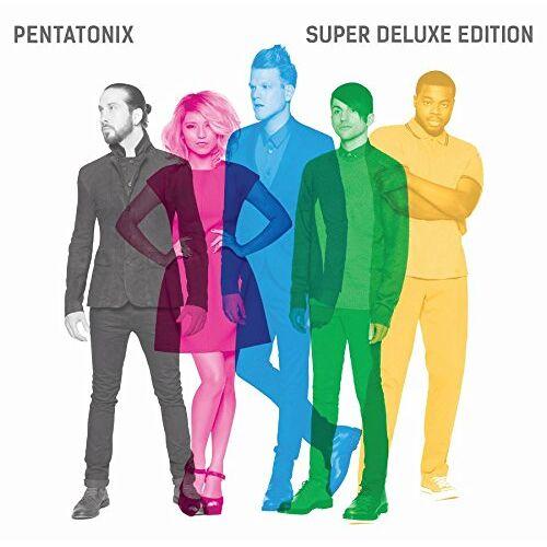 Pentatonix - Pentatonix (Super Deluxe Version) - Preis vom 24.02.2021 06:00:20 h