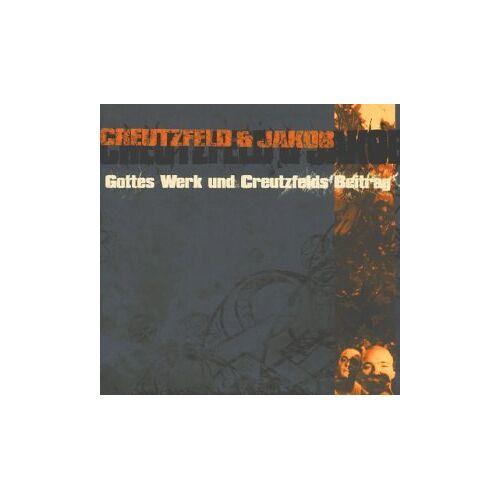 Creutzfeld & Jakob - Gottes Werk Und Creutzfeld's B - Preis vom 15.04.2021 04:51:42 h