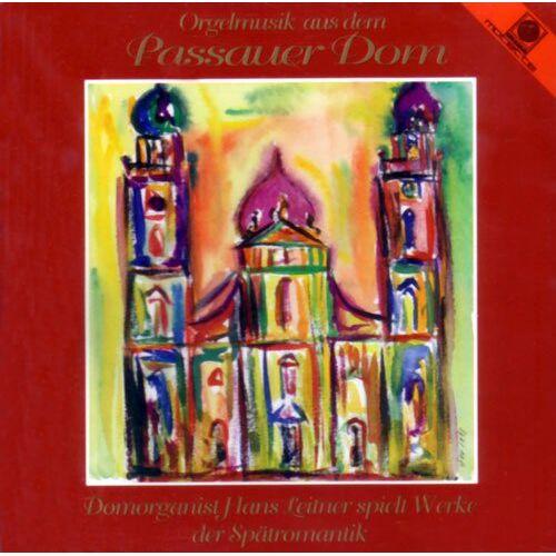 Hans Leitner - Orgelmusik aus dem Passauer Dom - Preis vom 03.12.2020 05:57:36 h