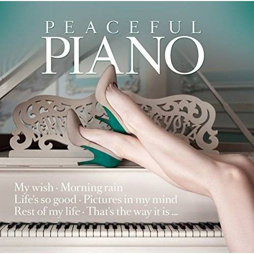 Various - Peaceful Piano - Preis vom 20.10.2020 04:55:35 h