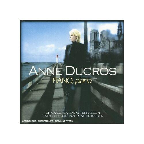 Anne Ducros - Piano,Piano - Preis vom 20.10.2020 04:55:35 h
