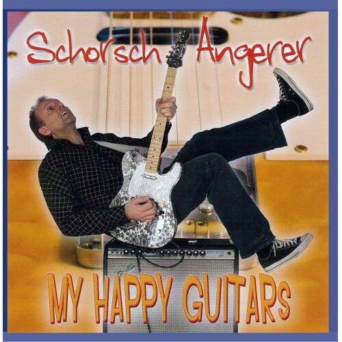 Schorsch Angerer - My Happy Guitars - Preis vom 24.02.2021 06:00:20 h
