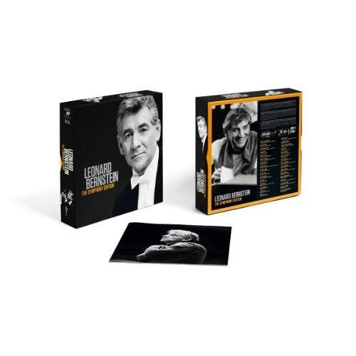 Leonard Bernstein - Bernstein Symphony Edition - Preis vom 19.01.2020 06:04:52 h