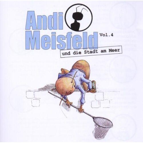 Tom Steinbrecher - Band 4: Andi Meisfeld und die Stadt am Meer - Preis vom 20.10.2020 04:55:35 h