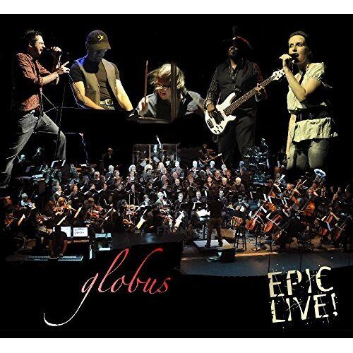 Globus - Epic Live! - Preis vom 28.03.2020 05:56:53 h