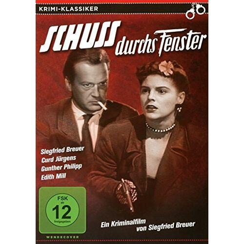 Siegfried Breuer - Schuss Durchs Fenster [DVD-AUDIO] - Preis vom 07.05.2021 04:52:30 h