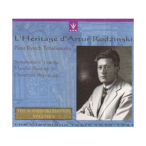 Artur Rodzinski - Rodzinski Vol.6 - Preis vom 18.04.2021 04:52:10 h