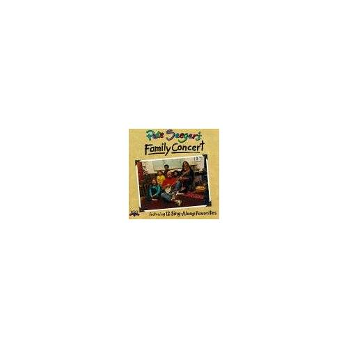 Pete Seeger - Pete Seeger's Family Concert - Preis vom 20.10.2020 04:55:35 h