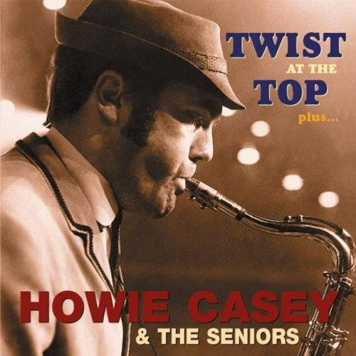 Howie Casey - Twist at the Top,Plus - Preis vom 20.10.2020 04:55:35 h