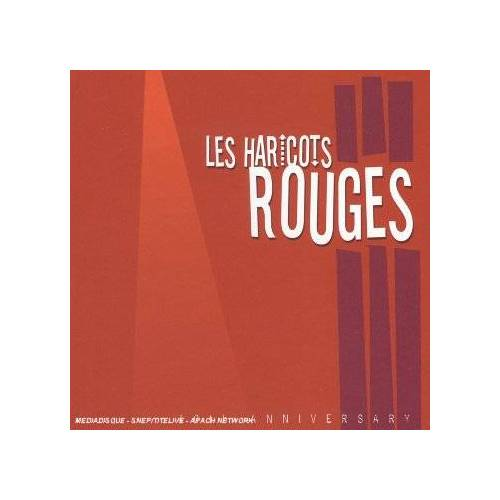 Les Haricots Rouges - 40th Anniversary [Longbox] - Preis vom 27.02.2021 06:04:24 h