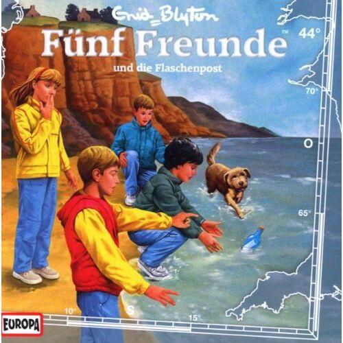 Fünf Freunde - 044/Und Die Flaschenpost - Preis vom 22.01.2020 06:01:29 h