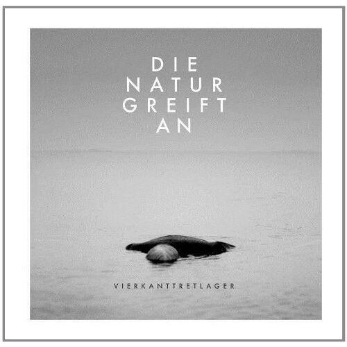 Vierkanttretlager - Die Natur Greift An [Vinyl LP] - Preis vom 23.11.2020 06:07:38 h
