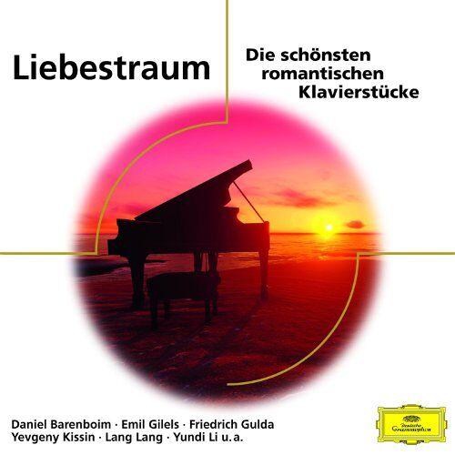 Gulda - Liebestraum- Die schönsten romantischen Klavierst. - Preis vom 18.04.2021 04:52:10 h