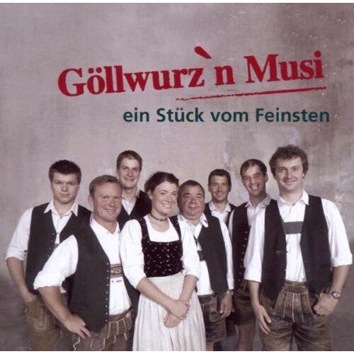 Göllwurz'N Musi - Ein Stück Vom Feinsten - Preis vom 15.04.2021 04:51:42 h