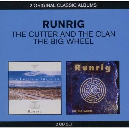 Runrig - Classic Albums (2in1) - Preis vom 26.03.2020 05:53:05 h